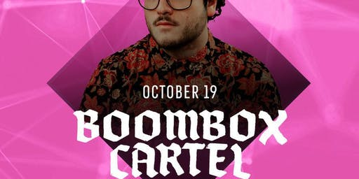 Boombox Cartel at Temple Discounted Guestlist - 10/19/2019