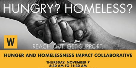 Hunger and Homelessness Impact Collaborative tickets