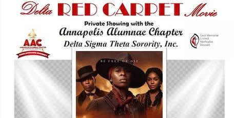 Delta Red Carpet Event:  Harriet tickets