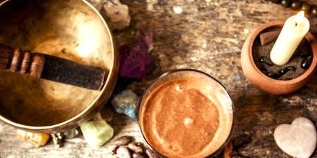 Cacao Ceremony + Meditation Gong Bath tickets