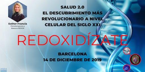 SALUD 2.0, EL DESCUBRIMIENTO MÁS REVOLUCIONARIO DEL SIGLO XXI (BARCELONA)