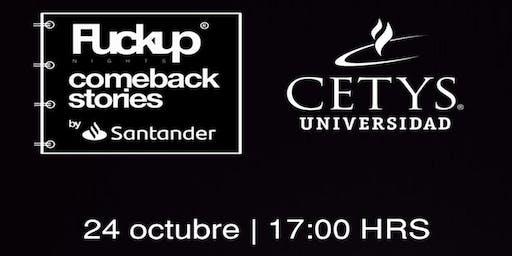 Comeback Stories by Santander y FUN