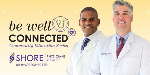 Be Well Connected: Men's Health