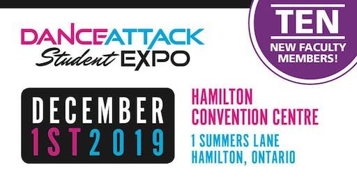 Dance Attack Student Expo - Hamilton