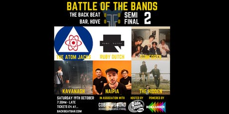 Battle of the Bands Semi Final 2 tickets