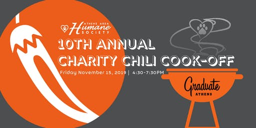 10th Annual Charity Chili Cook-Off