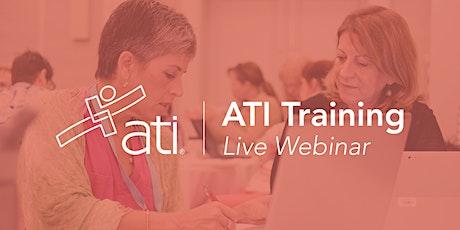 ATI Test-Taking Strategies Seminar Faculty Orientation tickets
