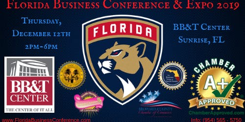 Broward County BB&T  Business Conference & EXPO 2019