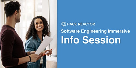 Software Engineering Immersive Info Session (VIRTUAL) tickets