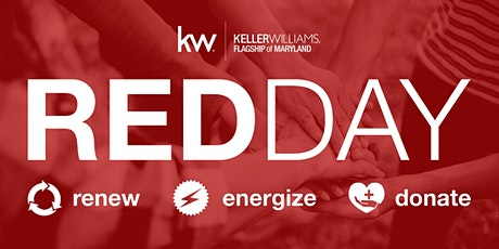 RED Day 2020 | Keller Williams Flagship of Maryland tickets