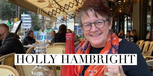 Guest Holly Hambright