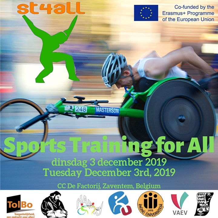 Afbeelding van Sports Training for All - Multiplier Sport Event