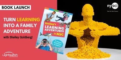 [Book Launch] 'Shelley's LEARNING ADVENTURES in NYC' by Shelley Goldberg