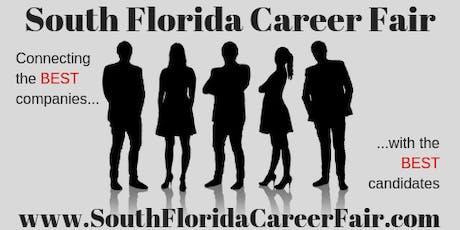 South Florida BB&T Career Fair 2019 tickets