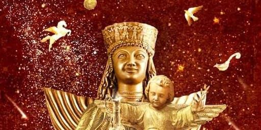 La Madre Nutridora y el Niño Divino.