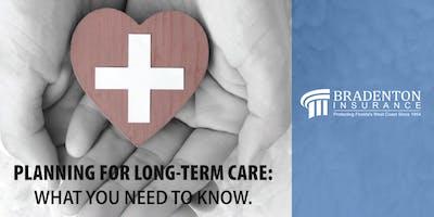 Planning for Long-Term Care Workshop