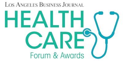 Los Angeles Business Journal Health Care Leadership Forum & Awards 2020