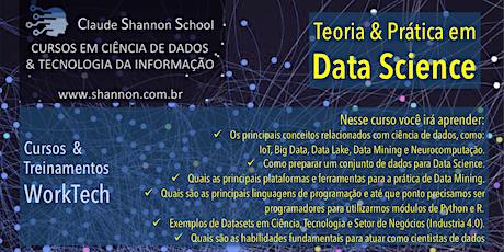 Curso WorkTech de Data Science ingressos