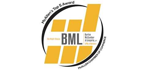 BML's Top 5 Small Business Awards tickets