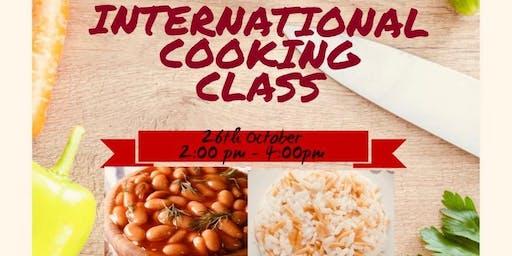 International Cooking Class
