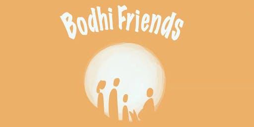 Bodhi Friends 沙龙 - 中医义诊+讲座+儿童娱乐+素餐(全程免费)