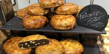 Artisan Baking: Introduction to Traditional Winter & Holiday Breads billets
