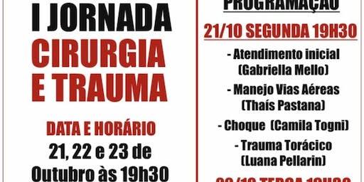Jornada de Cirurgia e Trauma