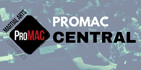 ProMAC Central Conference (November) tickets