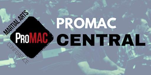 ProMAC Central Conference (November)