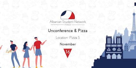 Unconference & Pizza billets