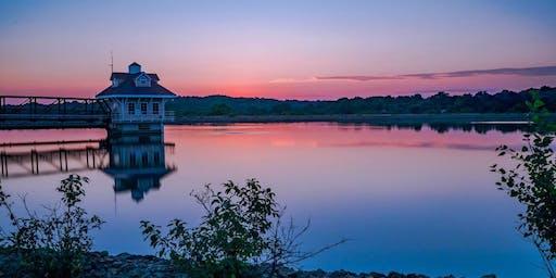Newark Reservoir Sunset Walk