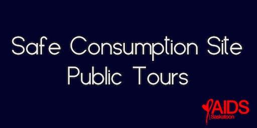 AIDS Saskatoon SCS Public Tour