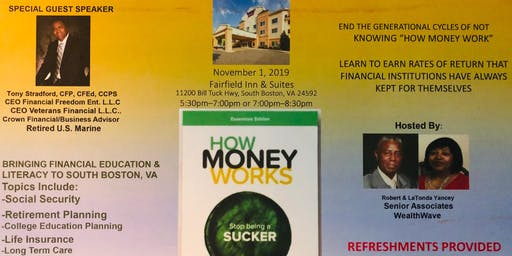 FINANCIAL EDUCATIONAL SEMINAR