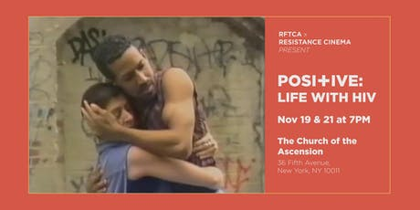 Resistance Cinema -- Positive: Life with HIV, Episode 4 tickets