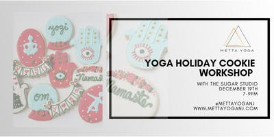 Yoga Holiday Cookie Workshop