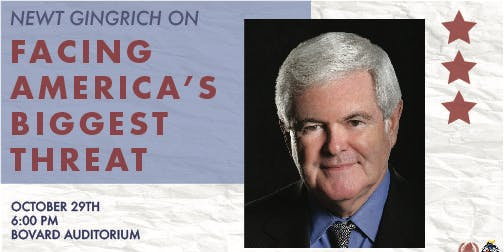 Newt Gingrich on Facing America's Biggest Threat