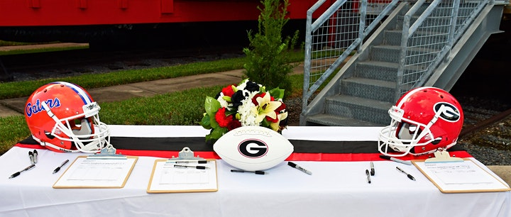 Champ Bailey Presents - The Players Reception: Georgia vs. Florida 2019 image
