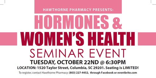 Hormones and Women's Health Seminar