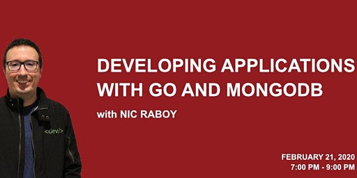 Developing Applications with Golang and MongoDB