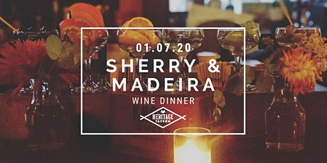 Sherry & Madeira Wine Dinner tickets