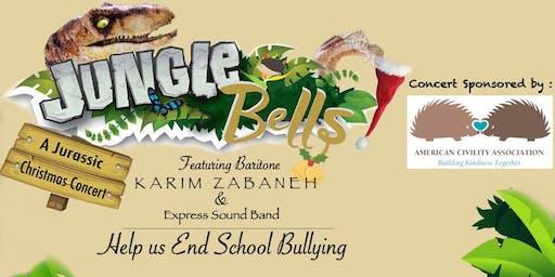 Jungle Bells, A Jurassic CHRISTMAS Concert