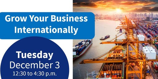 Mount Vernon - Grow Your Business Internationally