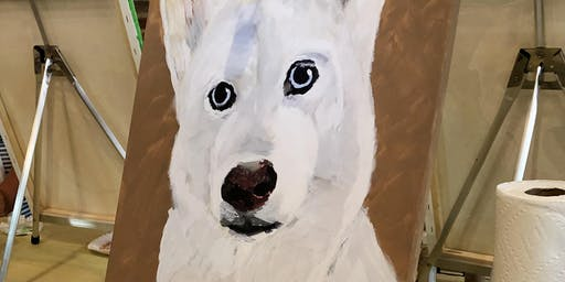 Paint Your Pet! at Dust Off Brewing, November 17