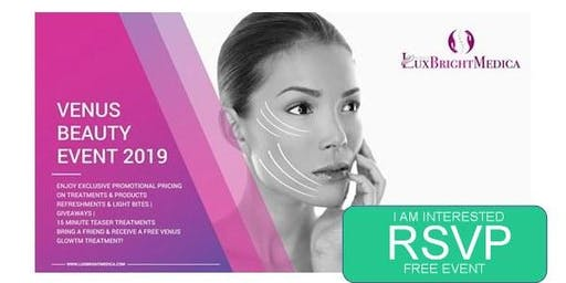 Free Beauty Event + Demo Skin Treatments in Vaughan Oct 18,19