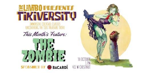 Tikiversity Cocktail Class: Zombie 101