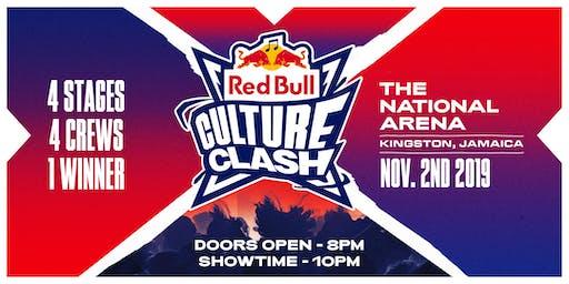 Red Bull Culture Clash (Jamaica)