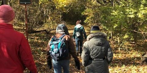 3rd Annual Mindfulness Walk in Fairmount Park with Susan Barr-Toman