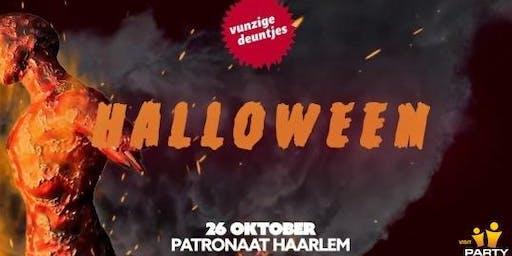 Patronaat Haarlem Vunzige Deuntjes Halloween