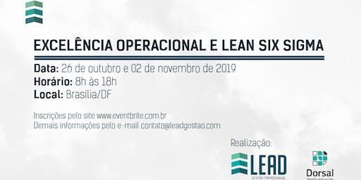 Excelência Operacional e Lean Six Sigma - Com certificação YellowBelt (Brasília)