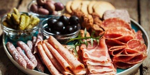 Telaya Bites with The Basque Market